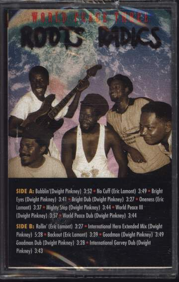 The Roots Radics: World Peace Three
