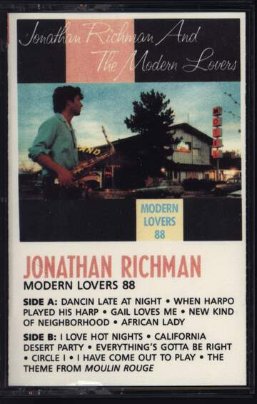 Jonathan Richman & The Modern Lovers: Modern Lovers 88
