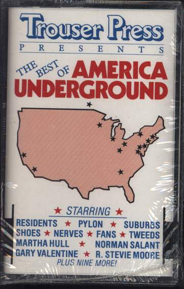 Various: Trouser Press Presents The Best Of America Underground