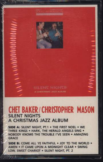 Chet Baker / Christopher Mason: Silent Nights