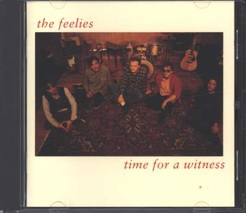 The Feelies: Time For A Witness