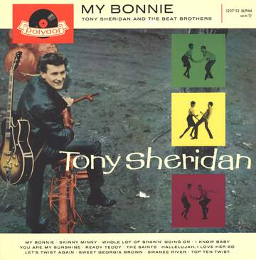 Tony Sheridan And The Beat Brothers: My Bonnie