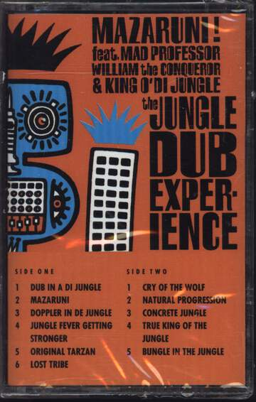 Mazaruni: The Jungle Dub Experience