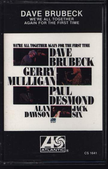 Dave Brubeck: We're All Together Again For The First Time