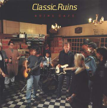 Classic Ruins: Ruins Cafe
