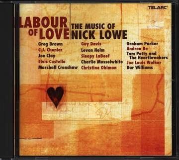Various: Labour Of Love - The Music Of Nick Lowe