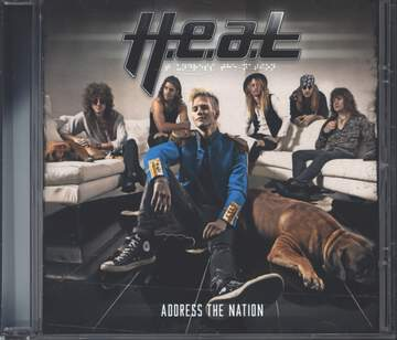 H.E.A.T: Address The Nation
