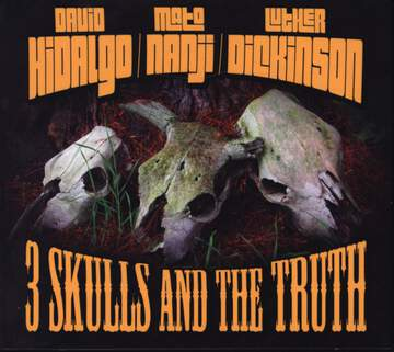 David Hidalgo / Luther Dickinson / Mato Nanji: 3 Skulls And The Truth