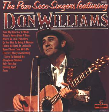 The Pozo-Seco Singers: The Pozo-Seco Singers Featuring Don Williams