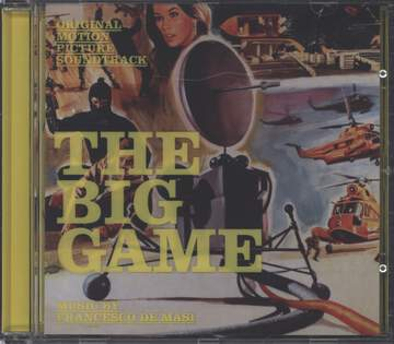 Francesco De Masi: The Big Game (Original Soundtrack)
