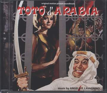 Angelo Francesco Lavagnino: Totò D'Arabia (Original Soundtrack)