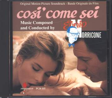 Ennio Morricone: Così Come Sei (Original Soundtrack)