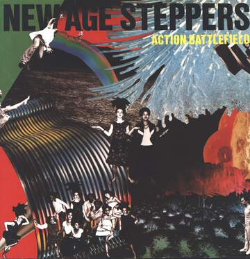 New Age Steppers: Action Battlefield