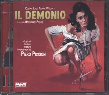 Piero Piccioni: Il Demonio (Original Soundtrack)