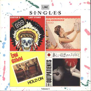 Various: The Line Singles - Volume 4