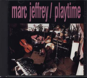 Marc Jeffrey: Playtime