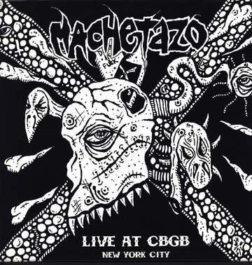 Machetazo: Live At CBGB - New York City