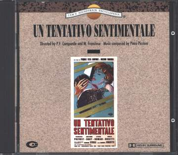Piero Piccioni: Un Tentativo Sentimentale (Original Motion Picture Soundtrack)