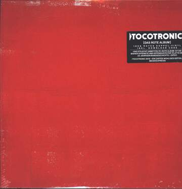 Tocotronic: Tocotronic (Das Rote Album)