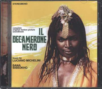 Luciano Michelini / Bana Sissokho: Il Decamerone Nero (Original Motion Picture Soundtrack)