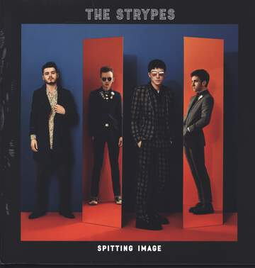 The Strypes: Spitting Image
