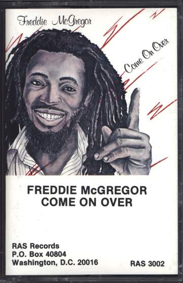 Freddie McGregor: Come On Over