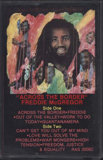 Freddie McGregor: Across The Border