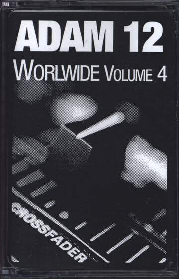 DJ Adam 12: Worldwide Volume 4