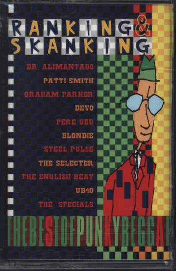 Various: Ranking & Skanking: The Best Of Punky Reggae