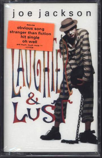Joe Jackson: Laughter & Lust