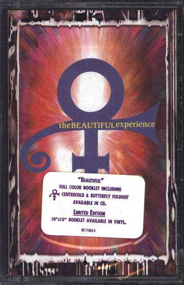The Artist (Formerly Known As Prince): The Beautiful Experience