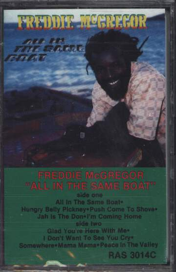 Freddie McGregor: All In The Same Boat