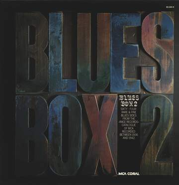 Various: Blues Box 2