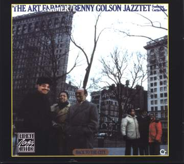 The Jazztet / Curtis Fuller: Back To The City