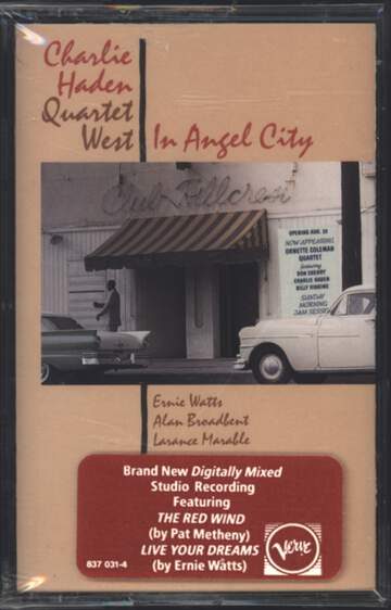 Charlie Haden Quartet West: In Angel City