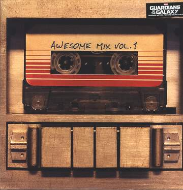 Various: Guardians Of The Galaxy Awesome Mix Vol. 1