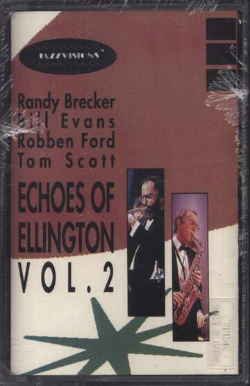 Dianne Reeves / Randy Brecker / Tom Scott / Robben Ford / Bill Evans: Echoes Of Ellington Vol. 1