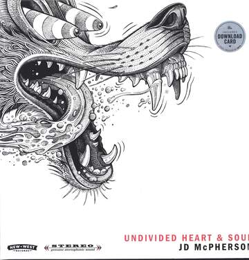 JD McPherson: Undivided Heart & Soul