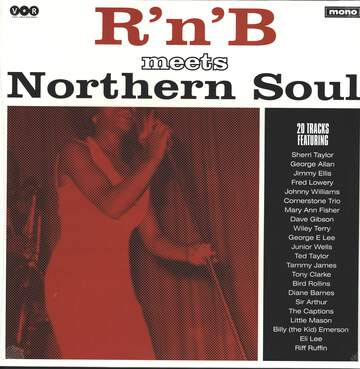 Various: R'n'B Meets Northern Soul Volume 2