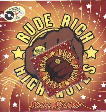 Rude Rich And The High Notes: Soul Stomp