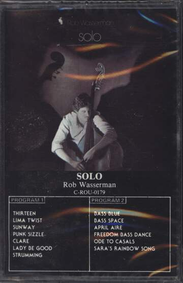 Rob Wasserman: Solo