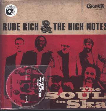 Rude Rich And The High Notes: The Soul In Ska Vol. 1