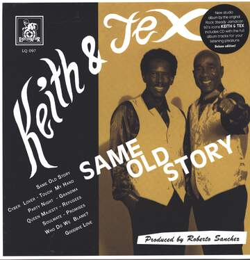 Keith & Tex: Same Old Story