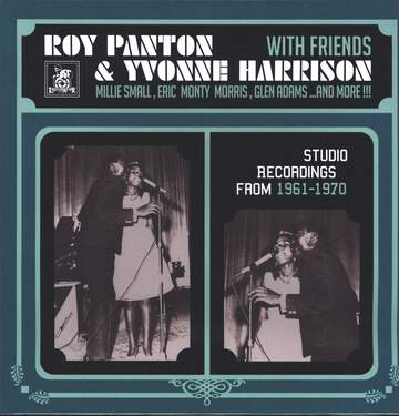 Roy And Yvonne: Studio Recordings From 1961-1970