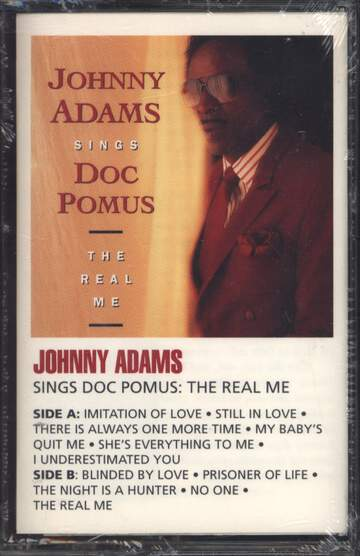 Johnny Adams: Johnny Adams Sings Doc Pomus: The Real Me