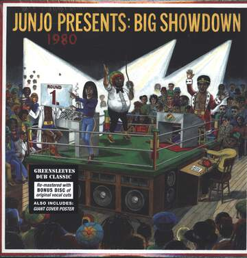 "Henry ""Junjo"" Lawes: Big Showdown"