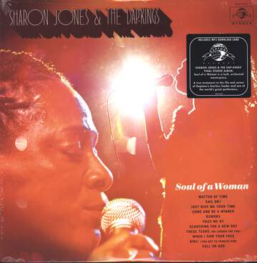 Sharon Jones & The Dap-Kings: Soul Of A Woman