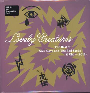 Nick Cave & The Bad Seeds: Lovely Creatures (The Best Of Nick Cave And The Bad Seeds) (1984 – 2014)