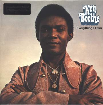 Ken Boothe: Everything I Own
