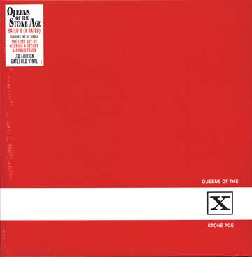 Queens Of the Stone Age: Rated R (X RATED)